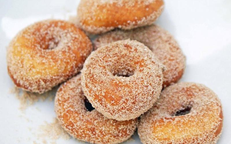 Beignets au sucre