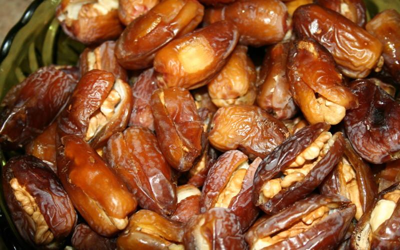 Dattes aux noix