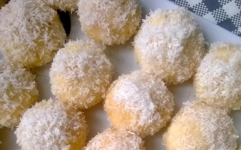 Fondants à la noix de coco