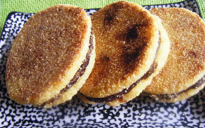 Galette aux dattes recette de galette aux dattes for Amhaouch rachida la cuisine