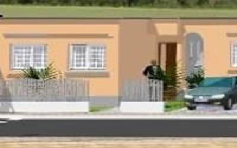 al omrane veut construire villas conomiques d 39 ici 2009. Black Bedroom Furniture Sets. Home Design Ideas