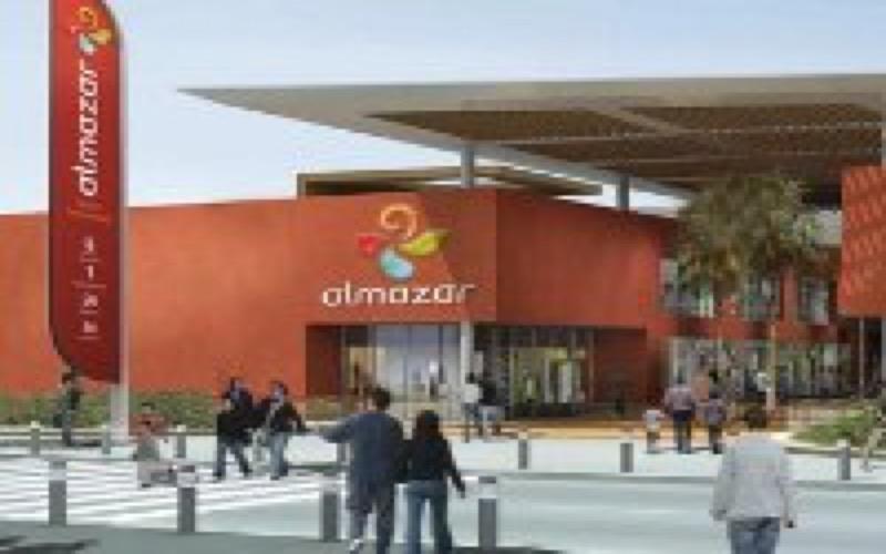 le m ga mall de marrakech ouvre ses portes. Black Bedroom Furniture Sets. Home Design Ideas