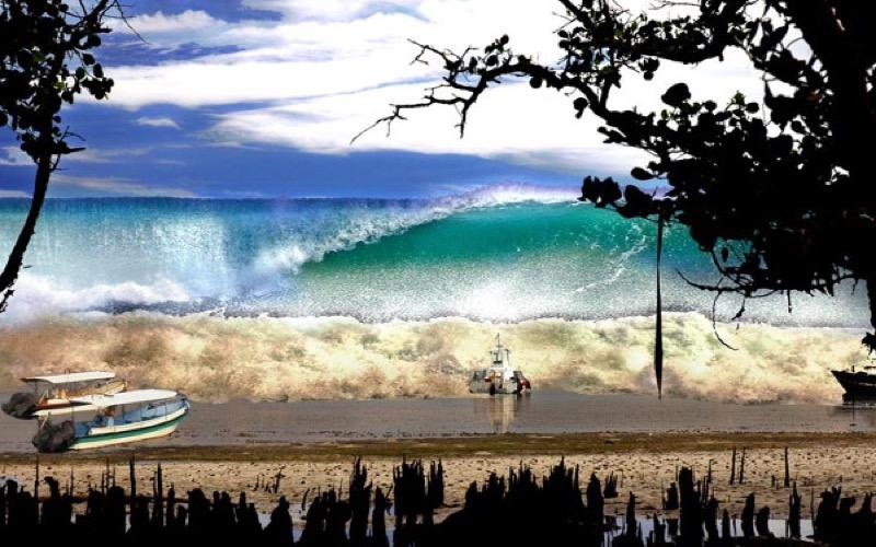 Canular : un tsunami frapperait le Maroc le 26 décembre