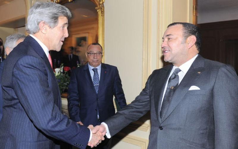 Rencontre Mohamed 6 Hollande drivecom