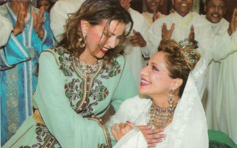 photos le mariage de lalla soukana et de mehdi regragui - Mariage Lalla Soukaina