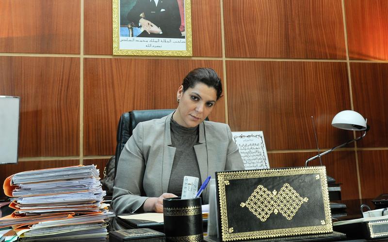 La jeune femme la plus puissante d afrique est marocaine - Cabinet d avocat a casablanca ...