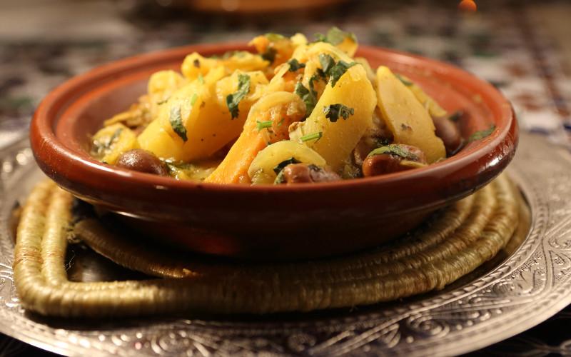 Le maroc 2 meilleure destination au monde pour les amoureux de la cuisine - Meilleur cuisine au monde classement ...
