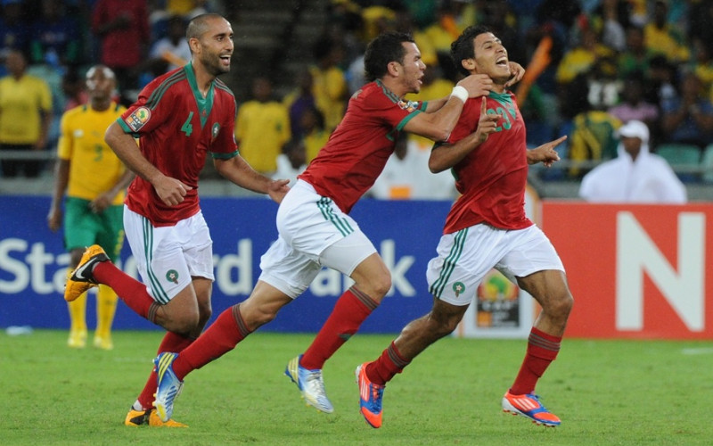 Football match maroc libye demain 12 juin for Presse agrume professionnel maroc