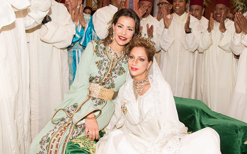 des jumeaux pour la princesse lalla soukaina - Mariage Lalla Soukaina