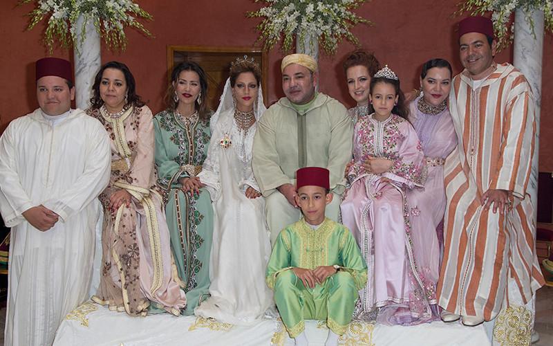 Le roi Mohammed VI rend visite à Lalla Soukaïna en France