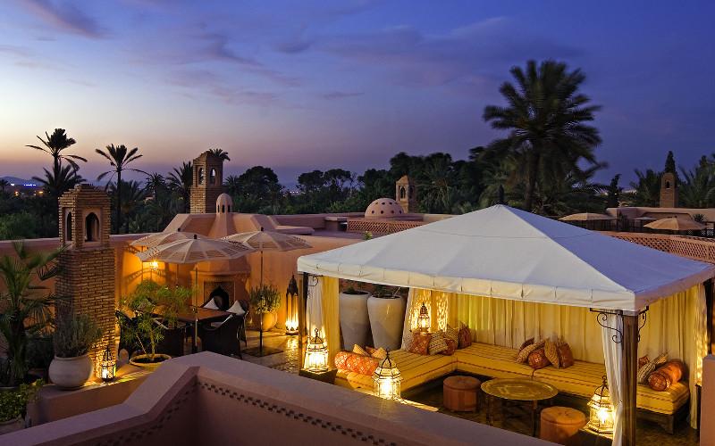 Royal mansour de marrakech lu meilleur h tel d afrique for Hotel meilleur