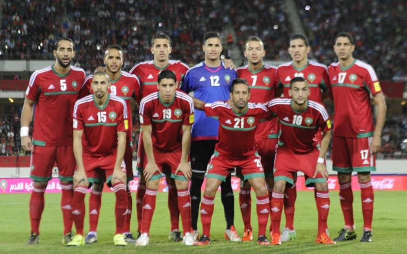 Rencontre maroc foot
