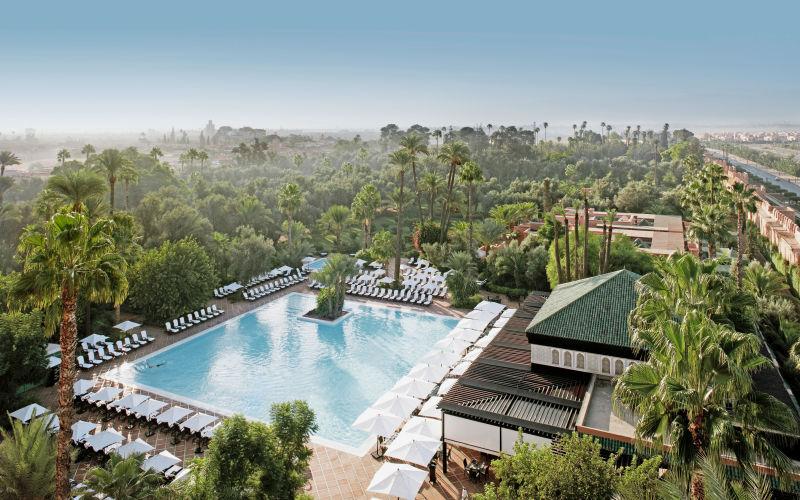 Tourisme le maroc re oit le prix de la meilleure - Prix chambre hotel mamounia marrakech ...