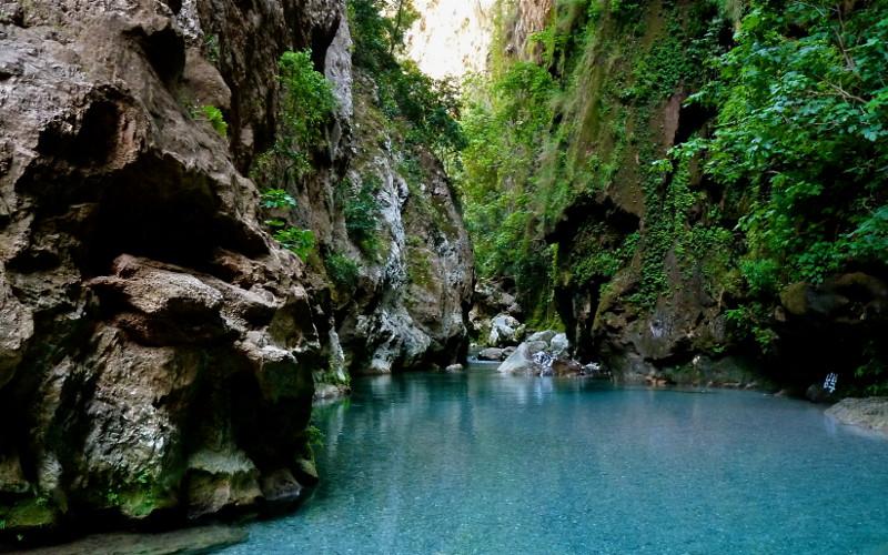 Magnifiques Cascades D Akchour Vid 233 O