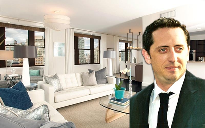 Photos l appartement new yorkais 7 millions de dollars de gad elmaleh - Appartementmillions dollars new york ...