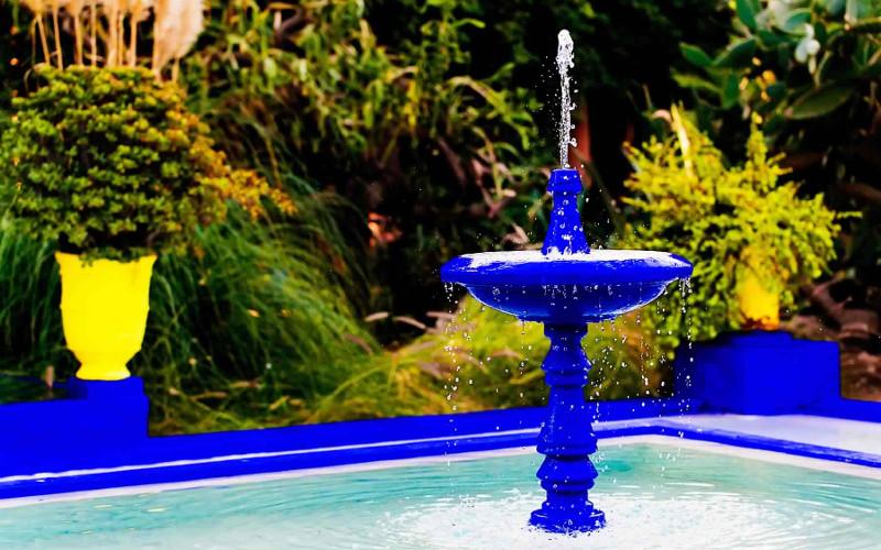 Marrakech est une ville absolument visiter en 2017 - Residence les jardins de majorelle marrakech ...
