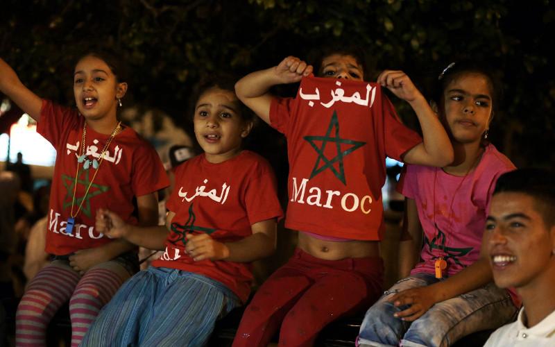 L ambassade du maroc moscou pr pare d j l arriv e des supporters marocains - Maroc qualification coupe du monde ...