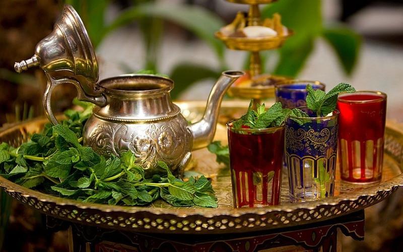 Mint tea - mint tea recipe