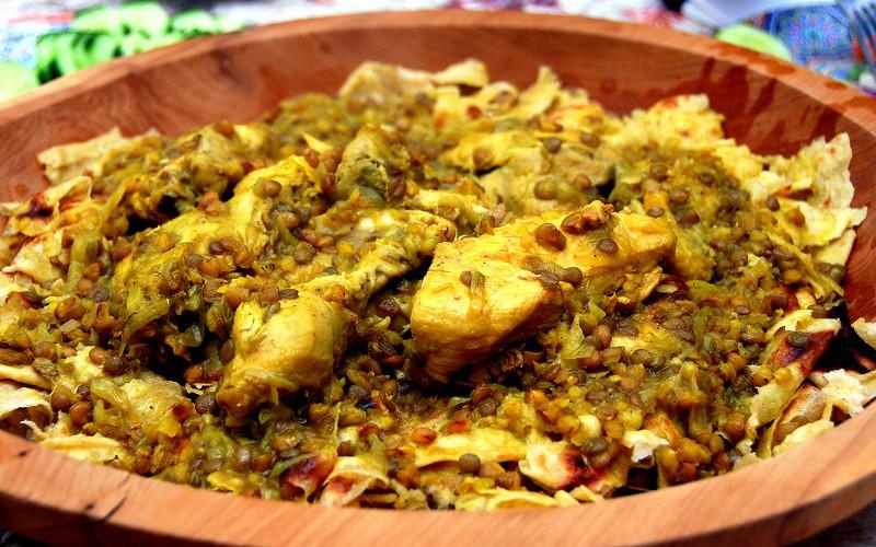Rfissa recette de rfissa - Les modeles des cuisines marocaines ...
