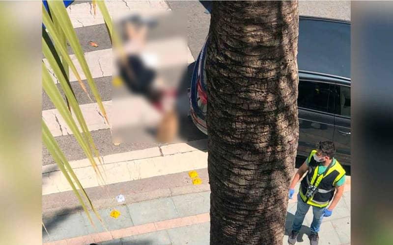 Malaga : un Marocain retrouvé criblé de balles dans sa voiture 1
