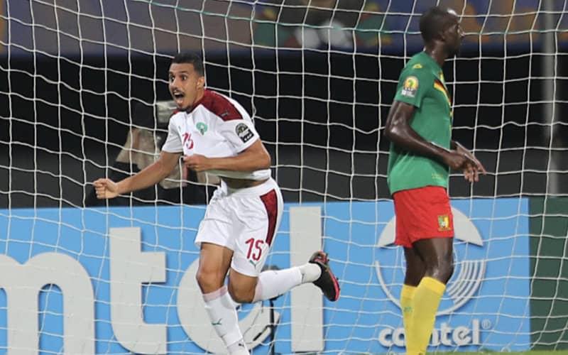 CHAN 2021 : le Maroc écrase le Cameroun par 4 buts à 0 (Vidéo) - Marocains du monde