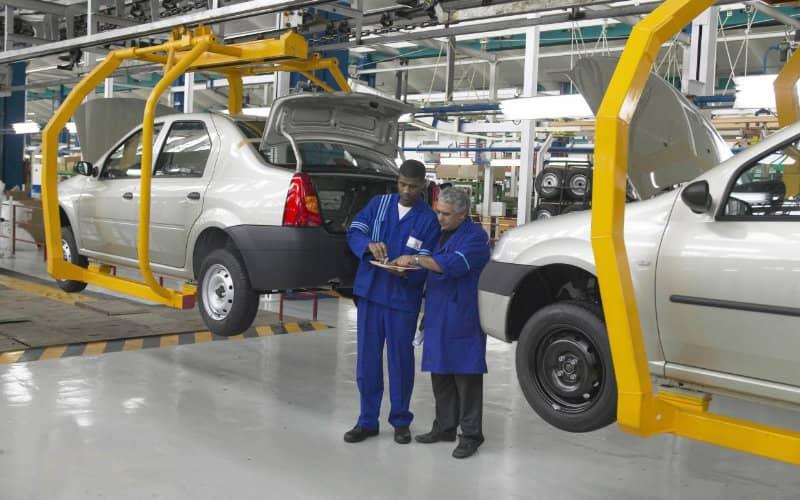 Renault suspend la production de ses véhicules au Maroc - Marocains du monde