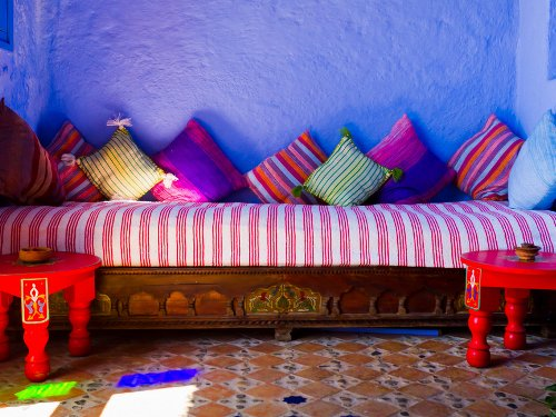 le salon marocain. Black Bedroom Furniture Sets. Home Design Ideas