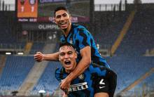 Achraf Hakimi dans le viseur d'Arsenal, l'Inter Milan pose ses conditions