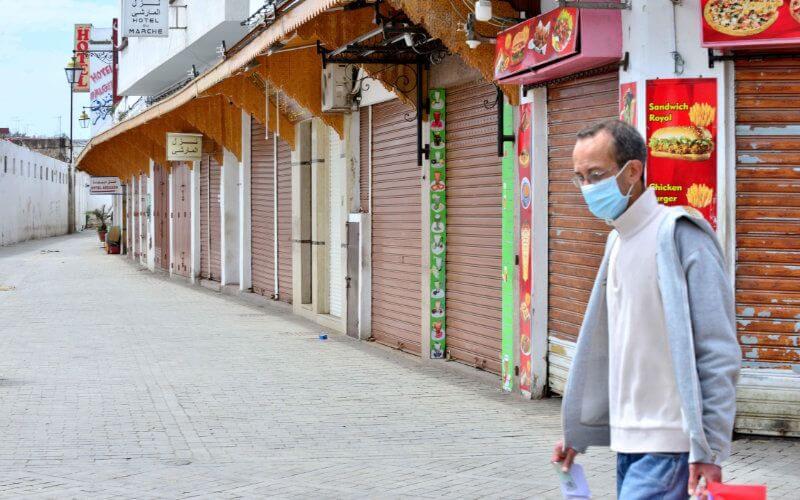 Covid-19: possible allègement des mesures au Maroc