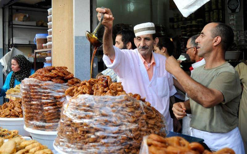 Paradoxe: les Marocains n'ont jamais autant consommé que pendant le ramadan