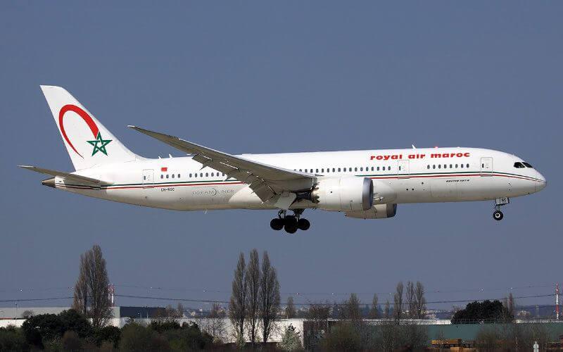 Maroc: liaisons aériennes suspendues, trafic aérien mal en point