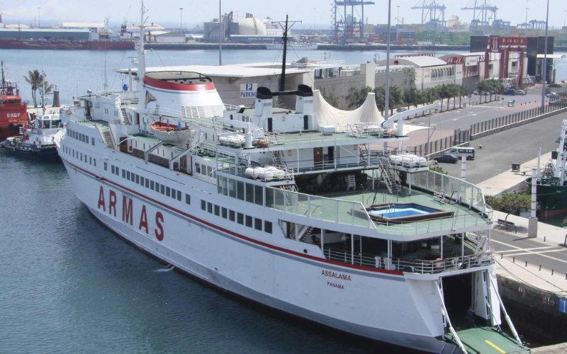 La liaison maritime entre Tarfaya et les Îles Canaries démarre bientôt