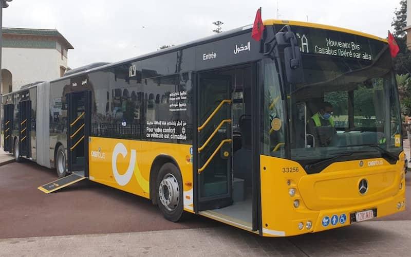 Casablanca: prison ferme pour avoir vandalisé des bus