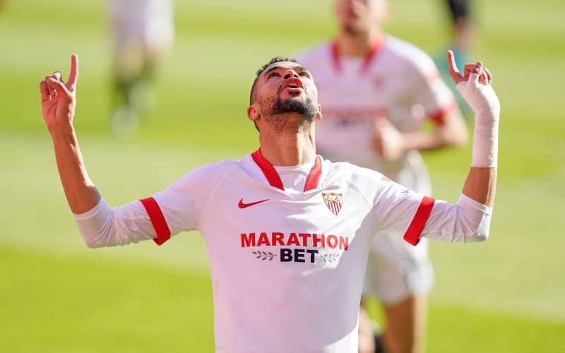 Le FC Séville envisage un transfert record pour Youssef En-Nesyri