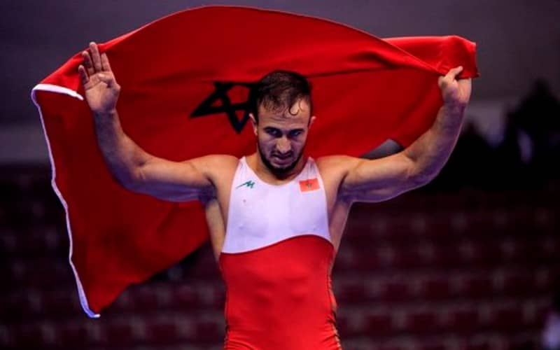 The one Moroccan fighter on the 2020 Olympics retires