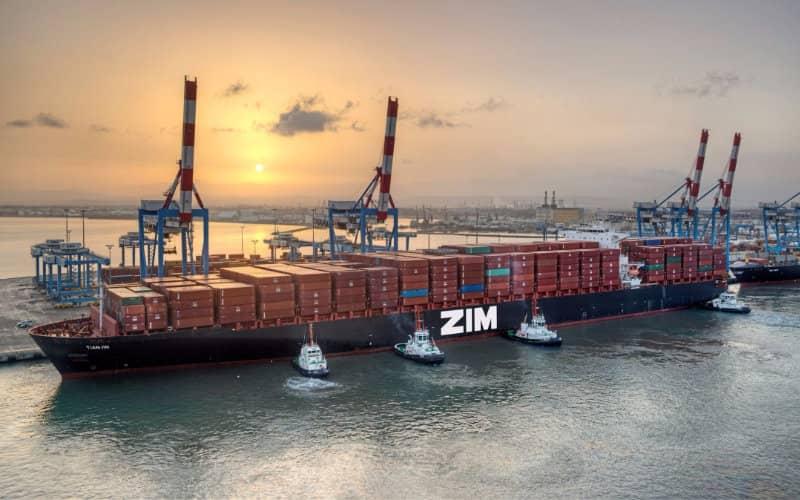 Bientôt une ligne maritime Arabie-Saoudite-Maroc via Israël