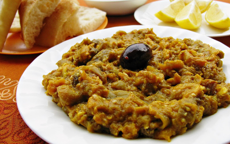 recette d cuisine marocaine